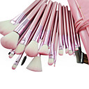 Professional Brush Set With Dark Lovely Pouch(22 Pcs)