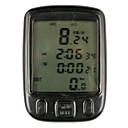Digital LCD cykelcomputer cykel speedometer-563