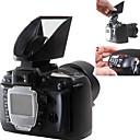 Flash difuzor pentru Nikon D700 D7000 D90 D300 D3000, Canon 7d 5dii 60D 600D