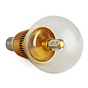 E14 3 W 6 SMD 5630 270 LM Warm White G50 Globe Bulbs V