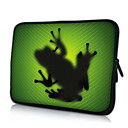 Alien Frog Neoprene Laptop Sleeve Case for 10-15
