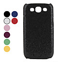 Shimmering Powder Style Hard Case for Samsung Galaxy S3 I9300 (Assorted Colors)