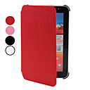 PU Leather Anti-Bacterial Case with Stand for Samsung Galaxy Tab2 7.0 P3100 (Assorted Colors)