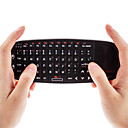 mini-i10 MWK-10 2.4ghz teclado sem fio com touchpad rii do mouse para ios android tv tablet pc
