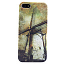Windmill Pattern Hard Case for iPhone 5/5S