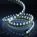 Etanche 96-96cm LED White Light Strip LED pour voiture (12V)