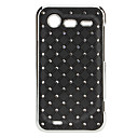 Starry Sky Pattern Hard Case with Rhinestone for HTC G11