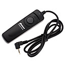 Shoot RS-60E3 Remote Shutter Releases for Canon PowerShot G1X / G12 and More (Black, 300cm-Cable)