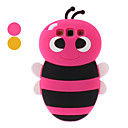 Bee Pattern Protective Soft TPU Case for Samsung Galaxy S3 I9300 (Assorted Colors)