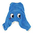 Camiseta - Inverno - Azul Tosão - para Cães - XS / M / S / L