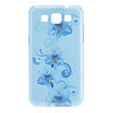 Exquisite Flower Pattern Hard Case for Samsung Galaxy Win I8552