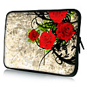 Roses Pattern Protective Sleeve Case for Samsung Galaxy Tab 2 P3100 and others