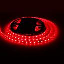 Vandtæt 5M 30W 300x5050 SMD Red Light LED Strip lampe (12V, IP44)