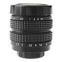 35mm F1.7 CCTV Lens op Micro 2/3