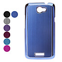 Plastic Material Protective Elegant Hard Case for HTC One X G23 S720e (Optional Color)
