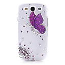 Spirit Butterfly Back Case for Samsung Galaxy S3 I9300