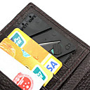 Mini Folding Credit Card Style Safety Outdoor Tool