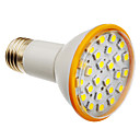 E26/E27 6 W 25 SMD 5050 500 LM Cool White MR16 Spot Lights AC 220-240 V