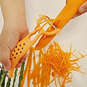 Vegetable Fruit Peeler Julienne Cutter Slicer Kitchen Easy Tools Gadgets Helper ,Random Color\ \ \ \ \