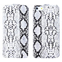 Snakeskin Pattern Leather Regulus Series Leather Case for iPhone 5S