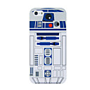 Carton Star War R2D2 Pattern Case for iPhone5/5s
