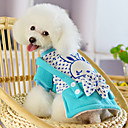 Dog Coats - XS / S / M / L / XL / XXL - Winter - Red / Blue Cotton