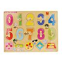 Dani bois Conseil de Puzzle Jigsaw arithmétique