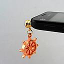 Rose Gold Dust Plug For alt Phone