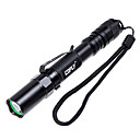 Cofly Kx-D010 Cree Xp-E R2  170Lm 3-Mode White Led Flashlight - Black(2 X Aa)