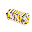G4 7 W 118 SMD 5050 580 LM Warm White T Corn Bulbs DC 12 V