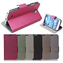 Silk Pattern Leather Full Body Case with Card Slot for Samsung GALAXY S4 I9500