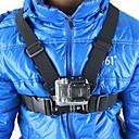 Réglable Noir Poitrine Mont harnais pour GoPro Hero 3 + / 3/2/HD
