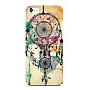 Feathers in the Air Coloured Drawing Pattern  Frame PC Hard Case for iPhone 5/5S