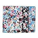 Buy Samsung Galaxy Case Card Holder / Wallet Stand Flip Full Body Flower PU Leather SamsungNote 10.1 Note 2014