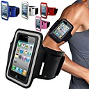 maylilandtm gym menjalankan olahraga kasus band lengan armband penutup untuk iphone 5 / 5s (berbagai macam warna)