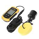 100m Portable Sonar Sensor Fish Finder Fishfinder Alarm Beam Svinger