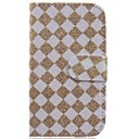 Lureme Geomatirc Carve Full Body pouzdro pro Samsung Galaxy S4 I9500 (Assorted Color)