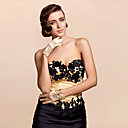 Buy Wrist Length Fingertips Glove Satin Bridal Gloves Party/ Evening Spring Summer Fall Bow