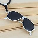 Fashion Glasses (Irregular) Black Alloy Pendant Necklace(Black) (1 Pc)