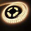 Imperméable à l'eau 5M 120W 300x5630 SMD chaud Lampe LED Strip White Light (12V DC)