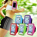 Gym Running Sport Arm Band Armband Case Cover til iPhone 5/5S/5C (assorterede farver)