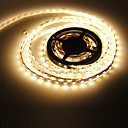 5M 72W 300x5050SMD 3000-3500K Warm White Light LED-Streifen-Lampe (DC 12V)