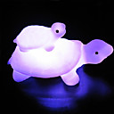 Tortoise Rotocast Color-changing Night Light(Random Color)