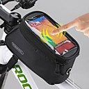 ROSWHEEL 5,5 tommers Sykling Polyester Vanntett Bike Tube Touch Screen Mobile Phone Bag
