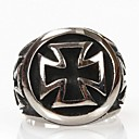 z&x® personaliti silang cincin titanium keluli lelaki