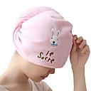 Pink Cartoon Quick Dry Hat