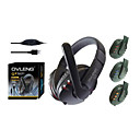 OVLENG Q7 Super Bass casque USB