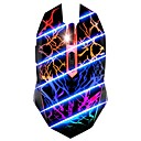 7 Color Breathing Light 3200DPI 6 Button Optical USB Wired Gaming Mouse For PC Gamer