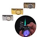 kreativ watch metall lightere leketøy (tilfeldig farge)