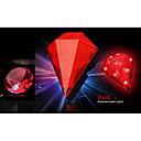 Buy Bike Light LED Flashlights/Torch / Lights Rear Lumens Battery Red Cycling/Bike-FJQXZ